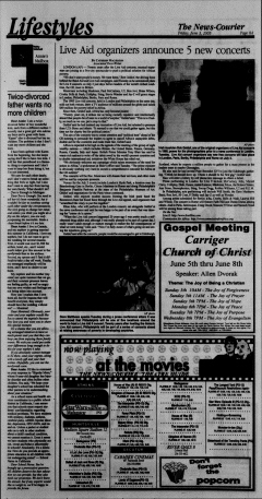 Athens News Courier, June 03, 2005, Page 16