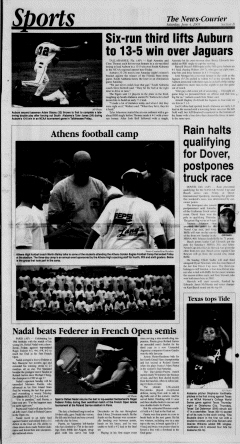 Athens News Courier, June 04, 2005, Page 21