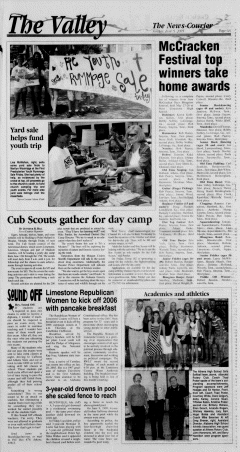 Athens News Courier, June 05, 2005, Page 11