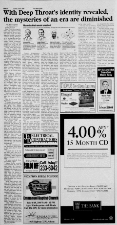 Athens News Courier, June 05, 2005, Page 23