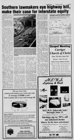 Athens News Courier, June 05, 2005, Page 25