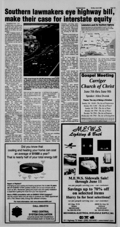 Athens News Courier, June 05, 2005, Page 26