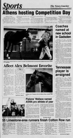Athens News Courier, June 09, 2005, Page 29