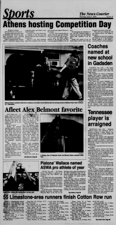 Athens News Courier, June 09, 2005, Page 30