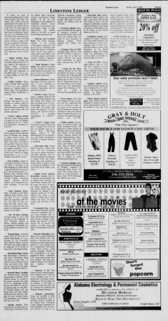 Athens News Courier, June 12, 2005, Page 17