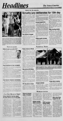 Athens News Courier, June 14, 2005, Page 7