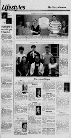 Athens News Courier, June 14, 2005, Page 13