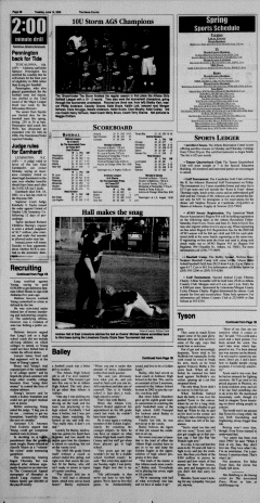Athens News Courier, June 14, 2005, Page 20
