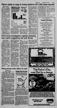Athens News Courier, June 15, 2005, Page 14