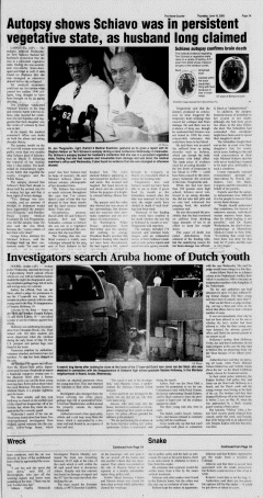 Athens News Courier, June 16, 2005, Page 5