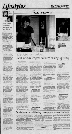 Athens News Courier, June 16, 2005, Page 17