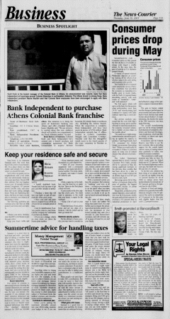 Athens News Courier, June 16, 2005, Page 21