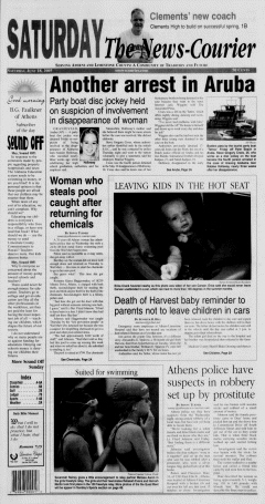 Athens News Courier, June 18, 2005, Page 1