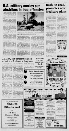 Athens News Courier, June 18, 2005, Page 5