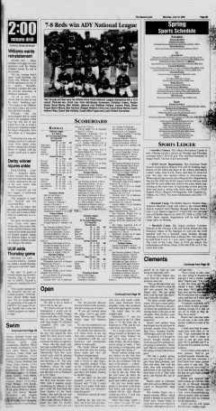 Athens News Courier, June 18, 2005, Page 21