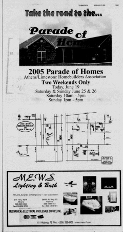 Athens News Courier, June 19, 2005, Page 89