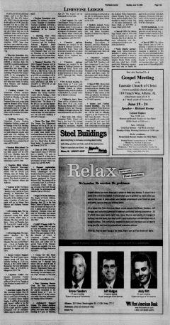 Athens News Courier, June 19, 2005, Page 50
