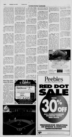 Athens News Courier, June 22, 2005, Page 11