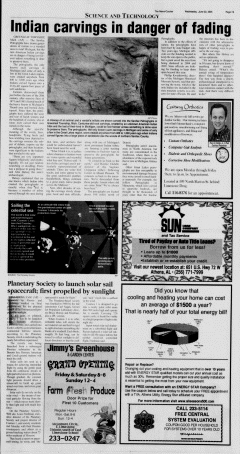 Athens News Courier, June 22, 2005, Page 13