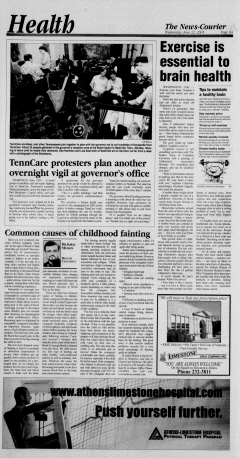 Athens News Courier, June 22, 2005, Page 15