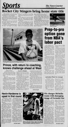 Athens News Courier, June 22, 2005, Page 21