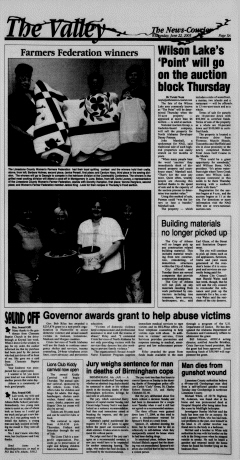 Athens News Courier, June 22, 2005, Page 10