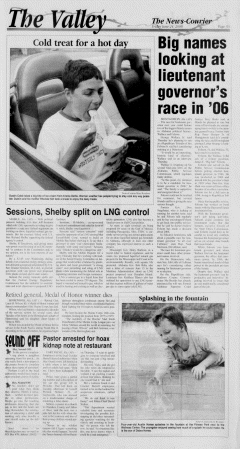 Athens News Courier, June 24, 2005, Page 9