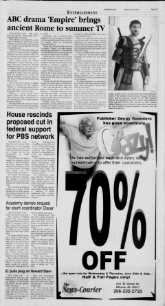 Athens News Courier, June 24, 2005, Page 25
