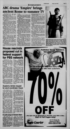 Athens News Courier, June 24, 2005, Page 24
