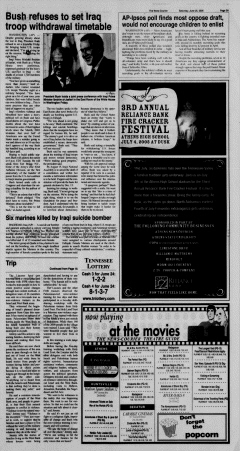 Athens News Courier, June 25, 2005, Page 6