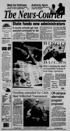 Athens News Courier, June 26, 2005, Page 2