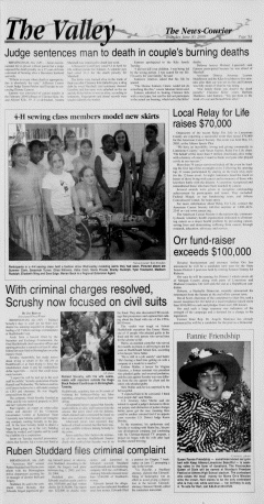 Athens News Courier, June 30, 2005, Page 9