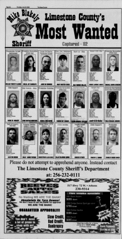 Athens News Courier, June 30, 2005, Page 15
