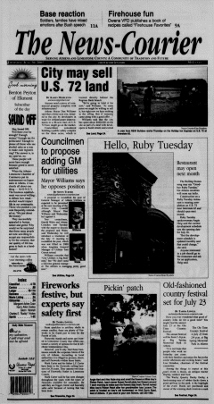 Athens News Courier, June 30, 2005, Page 2