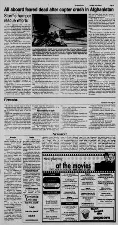 Athens News Courier, June 30, 2005, Page 6