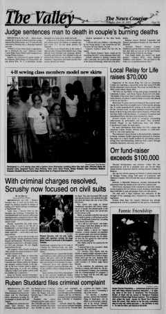 Athens News Courier, June 30, 2005, Page 10