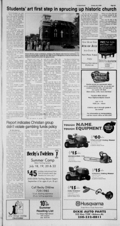 Athens News Courier, July 03, 2005, Page 25