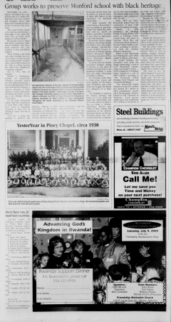 Athens News Courier, July 03, 2005, Page 39