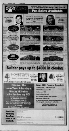 Athens News Courier, July 03, 2005, Page 63