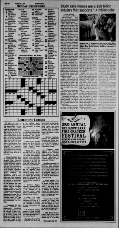 Athens News Courier, July 03, 2005, Page 28