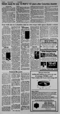 Athens News Courier, July 03, 2005, Page 32