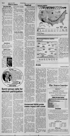 Athens News Courier, July 05, 2005, Page 3