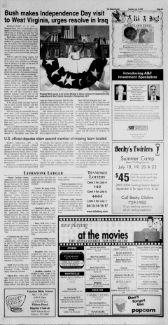Athens News Courier, July 05, 2005, Page 5