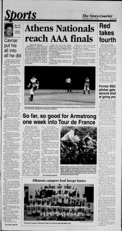 Athens News Courier, July 09, 2005, Page 21