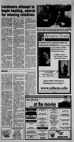 Athens News Courier, July 09, 2005, Page 6