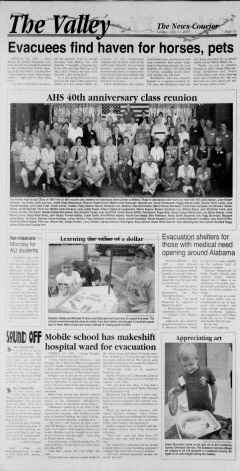 Athens News Courier, July 10, 2005, Page 11