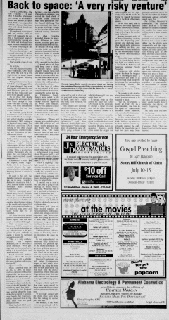 Athens News Courier, July 10, 2005, Page 17