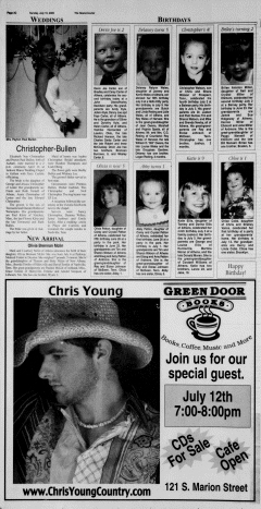 Athens News Courier, July 10, 2005, Page 51