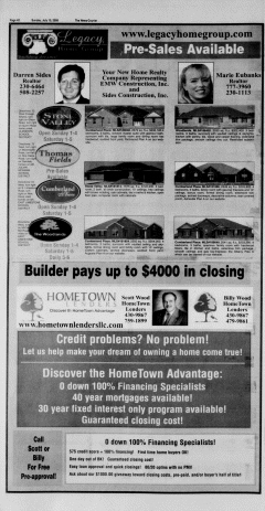 Athens News Courier, July 10, 2005, Page 63