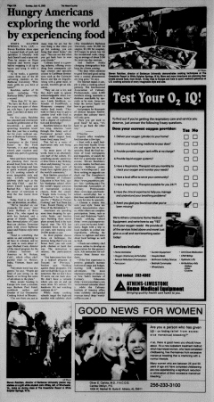 Athens News Courier, July 10, 2005, Page 32